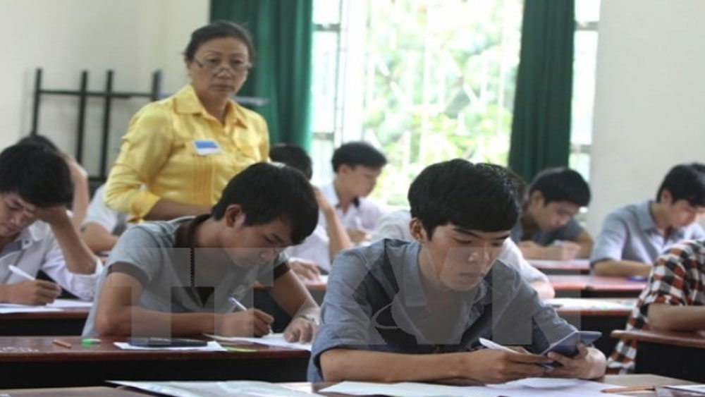 Lịch thi chi tiết kỳ thi THPT quốc gia 2018